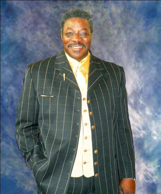 Pastor David McIlwaine